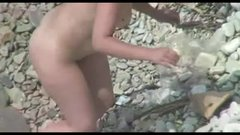 Sex at the beach caught voyeur