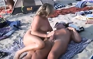 partners Nude beach